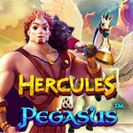 Hercules and Pegasus